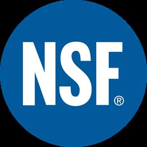 Logo oficial de NSF International